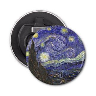Starry Nacht Van Gogh, Vintage feine Flaschenöffner