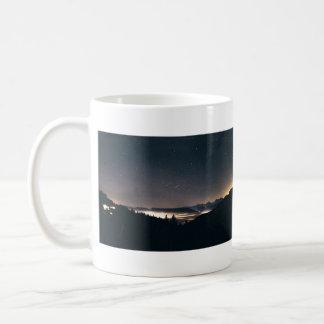 Starry Nachtdraußen Tasse