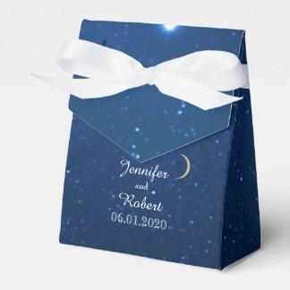 Starry NachtGastgeschenk Hochzeits-Kasten Geschenkschachtel
