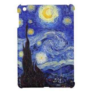 Starry Nachtinspirierte Van- iPad Mini Hülle