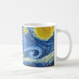 Starry NachtTasse Kaffeetasse