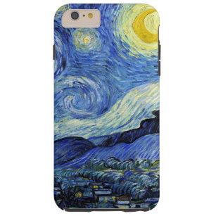 Starry Night von Vincent van Gogh Tough iPhone 6 Plus Hülle