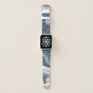 Stars at Night Apple Watch Armband