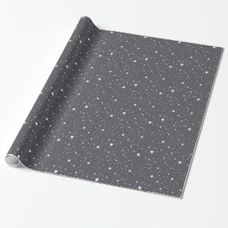Stars Geschenkpapier