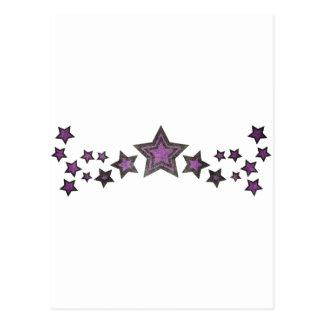 Starstern Postkarte
