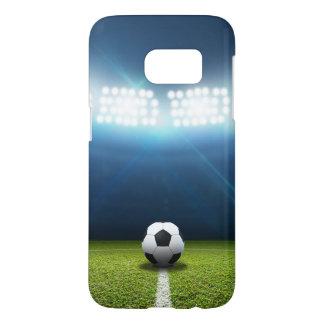 Start-Stadion und Fußball