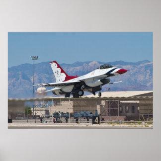 Start U.S.A.F.thunderbirds-#6 Poster