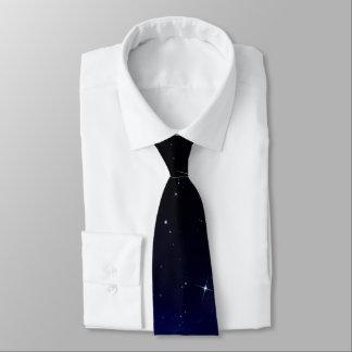Stary Nachthimmel-Krawatte Individuelle Krawatte