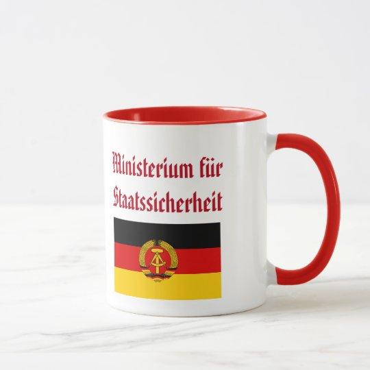 Stassi* Logo Kaffeetasse / Stasi Logo Coffee Cup