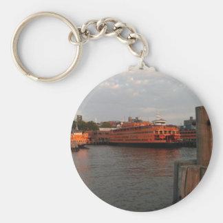 Staten Island-Sonnenaufgang Schlüsselanhänger