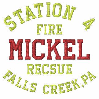 Station 4, Mickel, fällt Nebenfluss, PA, Feuer, Re Sweatshirt
