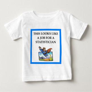 Statistiken Baby T-shirt