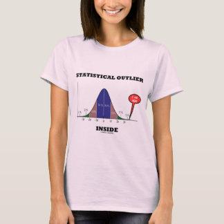 Statistisches Außenseiter-Innere T-Shirt