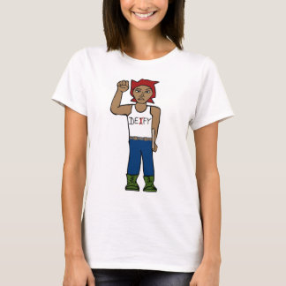 Statue des Fanatismus; HERAUSFORDERUNG T-Shirt