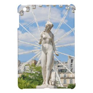 Statue, die Frau in Paris darstellt iPad Mini Hülle