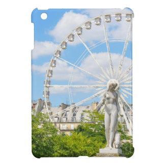 Statue, die Frau in Paris darstellt iPad Mini Hüllen