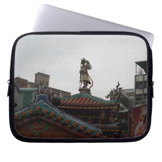 Statue-Neopren-Laptop-Hülse 10 Zoll Laptopschutzhülle