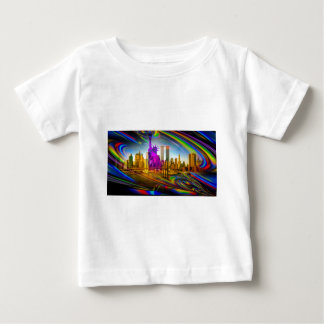 Statue of Liberty New York Baby T-shirt