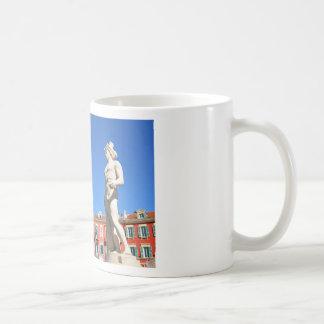 Statue von Apollo (Neptun) Kaffeetasse