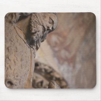 Statue von Johannes der Baptist Mousepads