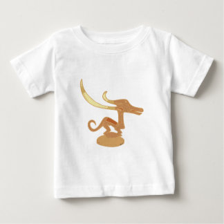 Statuette figurine Antilope antelope Afrika africa Baby T-shirt