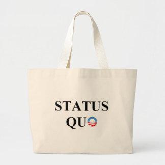 STATUS QUO JUMBO STOFFBEUTEL
