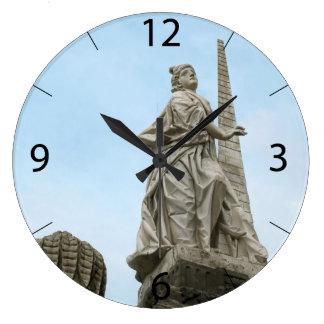 Statut von Fortidude in Bamberg Große Wanduhr