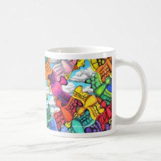 Stau-Tasse Kaffeetasse