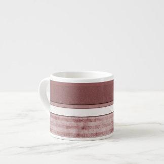 Staubige Roseespresso-Tasse Espresso-Tasse