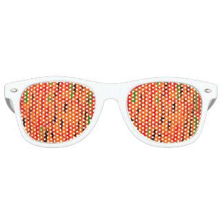 Staubige Straßen-erwachsene Retro Party-Schatten, Sonnenbrille