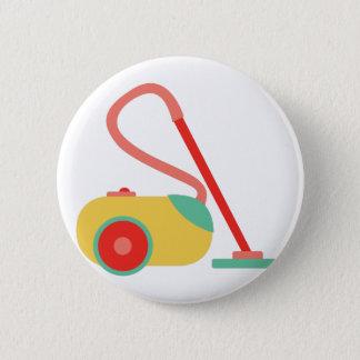 Staubsauger Runder Button 5,1 Cm