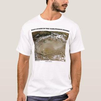 Staubsturm in der Taklimakan Wüste T-Shirt