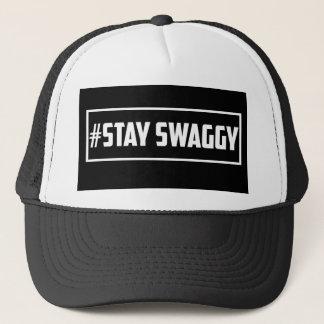 #STAY SWAGGY Hut Truckerkappe