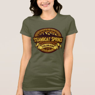 Steamboat Springs vibrierend T-Shirt