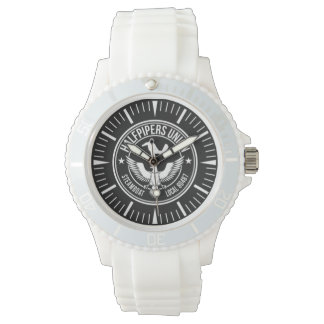 Steamboathalfpipers-Gewerkschafts-Uhr Armbanduhr