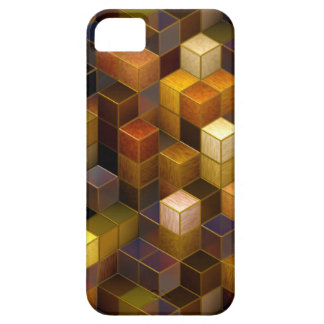 SteamCubism - Messing - iPhone 5 Etui