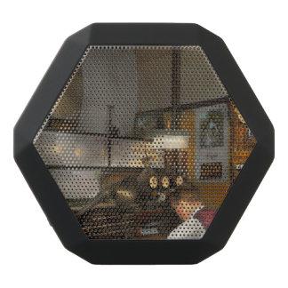 Steampunk - Eisenbahn - der Zugfahrdienstleiter Schwarze Bluetooth Lautsprecher