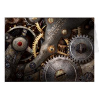 Steampunk - Gänge - Horologie Karte