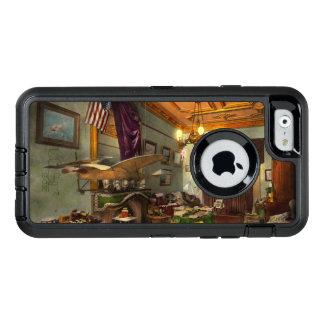Steampunk - Hall von Verwunderung 1908 OtterBox iPhone 6/6s Hülle