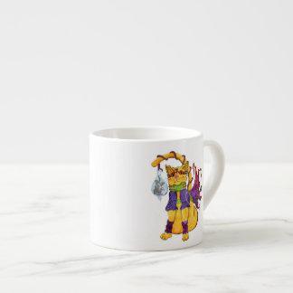 Steampunk Hansel Espresso-Schale Espressotasse