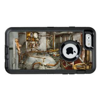 Steampunk - im Motorraum OtterBox iPhone 6/6s Hülle