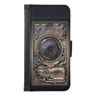 Steampunk Kamera #1 durch G.O.S.Studio. Geldbeutel Hülle Für Das Samsung Galaxy S6