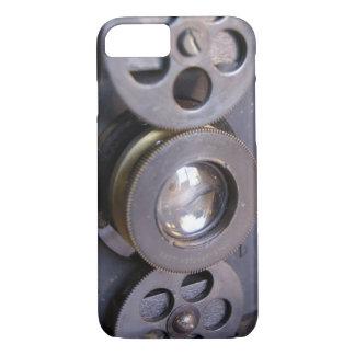 Steampunk Kamera-Telefon-Kasten iPhone 8/7 Hülle
