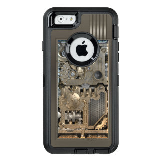 Steampunk Mechanismus OtterBox iPhone 6/6s Hülle