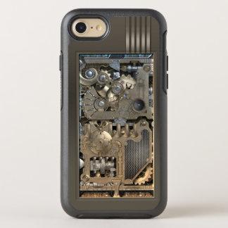Steampunk Mechanismus OtterBox Symmetry iPhone 8/7 Hülle