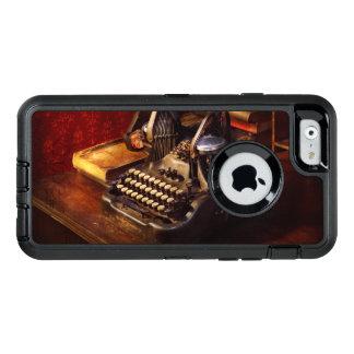 Steampunk - Oliver Schreibmaschine OtterBox iPhone 6/6s Hülle