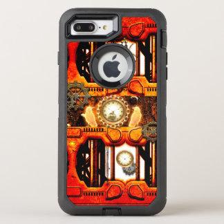 Steampunk OtterBox Defender iPhone 8 Plus/7 Plus Hülle