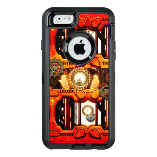 Steampunk OtterBox iPhone 6/6s Hülle