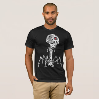 Steampunk_Phage in lebender Farbe T-Shirt