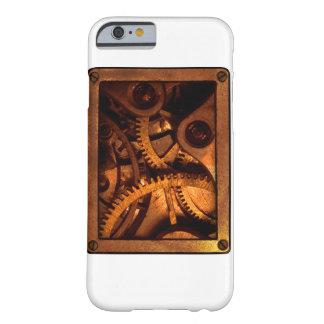 Steampunk übersetzt Uhrwerk-Telefon-Kasten Barely There iPhone 6 Hülle